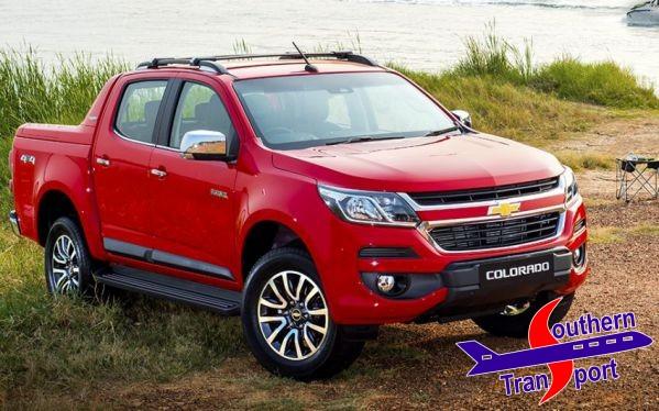 Xe bán tải Chevrolet Colorado